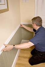 Neatmatch - Installing Wainscoating