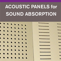 Neatsonic : Sound Absorption Made Easier