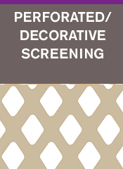 Neat Concepts - Perforated/Decorative Screening